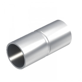 Obo Betterman aluminum cable protection tube connection ø20mm, without thread