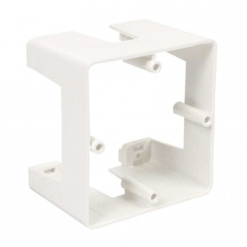 Kopos device mounting box, for EKE cable protection channels