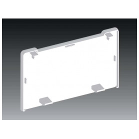 Kopos end cover PK 120x55, for D cable protection channels