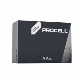 Duracell Procell AA Alkaline 10 pack