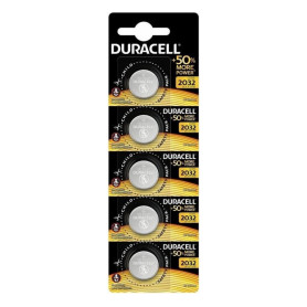 Duracell CR2032 5 pack