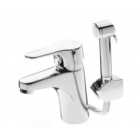 Gustavsberg Nautic basin mixer with a bidet shower, /w pop-up GB41214141