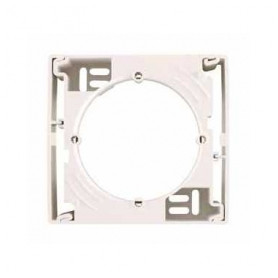 Schneider Electric surface mounted 1-slot box Sedna Pro, for concealed units, beige, SDN6100123