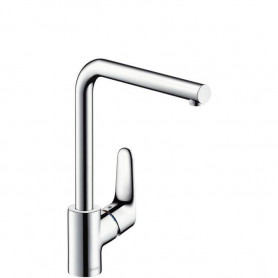 Hansgrohe Focus kitchen mixer, with swivel spout, 31817000