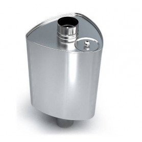 Termofor Baikal water container 60L (self-boiling), d115 G1/2