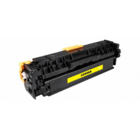 GenerInk HP CC532A Yellow