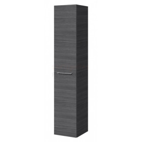 Riva SU 38A Rigoletto Anthracite Wall Hanging Household Cabinet with 1 Door