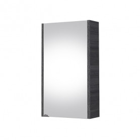 Riva SV 41-11 Rigoletto Anthracite Wall Mirrored Cabinet with 1 Door.