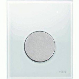 TЕСЕloop build in frame glass urinal button, matte chrome 9242659