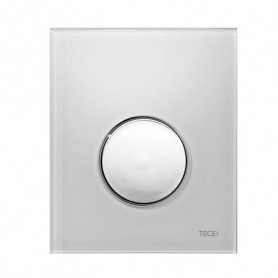 TЕСЕloop build in frame glass urinal button, chrome 9242660