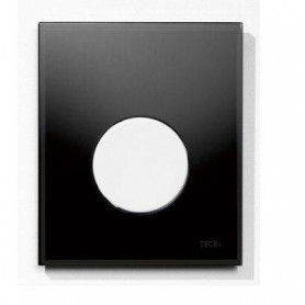 TЕСЕloop build in frame glass urinal button, black, white button 9242654