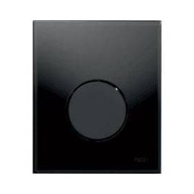 TЕСЕloop build in frame glass urinal button, black 9242657