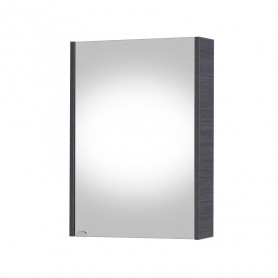 Riva SV 49-18A Rigoletto Anthracite Wall Mirrored Cabinet with 1 Door.