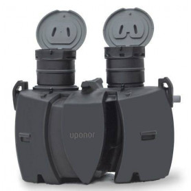 Uponor combined sewage treatment plant Clean-1, 1048256