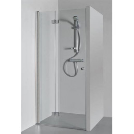 Baltijos Brasta foldable shower doors Goda 80