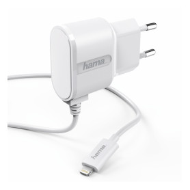 Hama Charger 1A Lightning 1m White