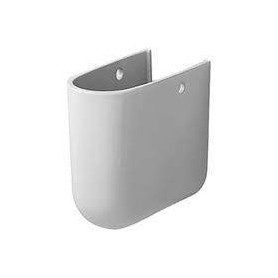 Duravit Foster washbasin siphon cover 041947, 0863990000