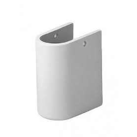 Duravit Starck III washbasin siphon cover (small), 0865170000