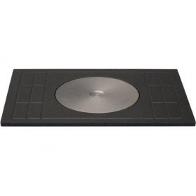 Pisla stove surface HTT1A Stove Top, 440x310, without frame