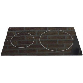 Pisla plīts virsma HTT5 A Inner Ceramics Part for Stove Top