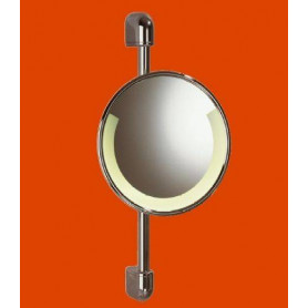 Provex 0001RE69 cosmetic mirror with lighting