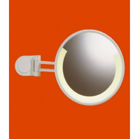 Provex 0002RE29 cosmetic mirror with lighting