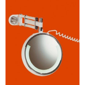 Provex 0004RE29 cosmetic mirror with lighting