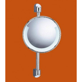 Provex 0015RE05 cosmetic mirror with lighting