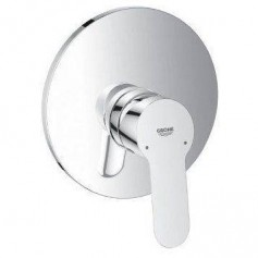 Grohe BauEdge shower mixer, concealed, 29078000