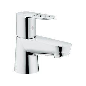 Grohe BauLoop pillar tap basin smooth body 20422000