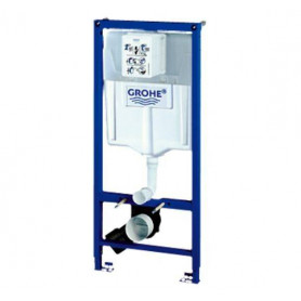 Grohe Rapid SL build in frame for WC, 1.13m, with mounts, 38536001