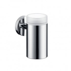 Hansgrohe HG40518000 Logis glass with holder