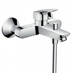 Hansgrohe Logis bath mixer, chrome, 71400000