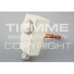 """Tiemme Contact thermostat 1/2"""" /w thread"""