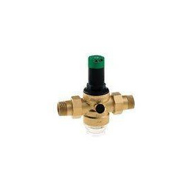 "Pressure reducing valve 1,5-6,0 bar 1 1/4"" /w filter"