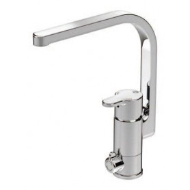 Gustavsberg Nordic 3 kitchen mixer high with valve GB41203096