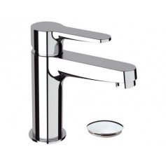 Remer Winner basin mixer W10, with drainage
