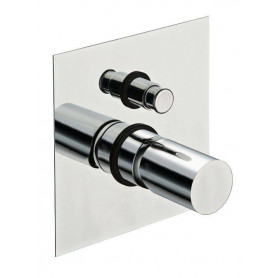 Resp Italia 280.211 shower mixer with diverter, concealed, chrome