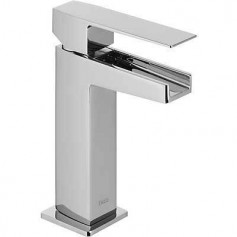 Tres Slim-Tres 20211001 basin water mixer, with cascade