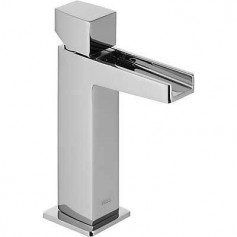 Tres Slim-Tres 20211002 basin water mixer, with cascade