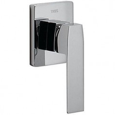 Tres Slim-Tres 20217701 shower water mixer, concealed