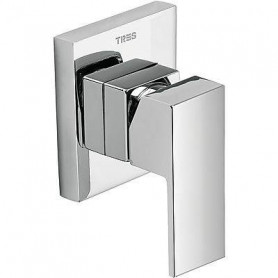 Tres Cuadro-Tres 106177 shower water mixer, concealed