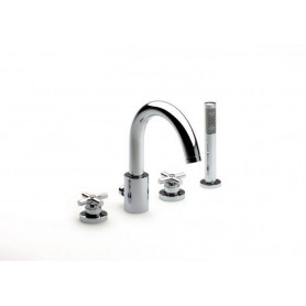 Roca Loft 75A0943C00 rim mounted bath mixer