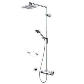 Oras Optima 7192U Thermostat rain shower system
