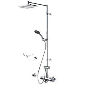 Oras Optima 7193U Thermostat rain shower system