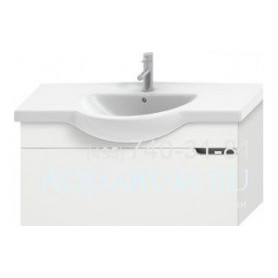 Jika Mio bathroom vanity unit 105 cm, with 1 drawer 4.3415.1.171.500.1
