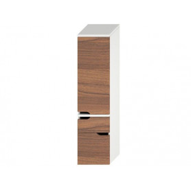 Jika Mio tall bathroom cabinet with 2 drawers, right 4.3419.2.171.506.1