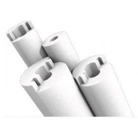 Tenapors T insulation sleeve 22x30mm, 1,2m