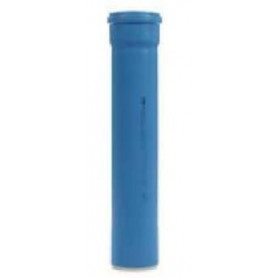 Nicoll dBlue acoustic sewage pipe with sleeve DN 50/1000