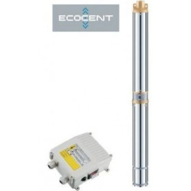 Ecocent dziļurbuma sūknis ECO3.5SD1-90/18 1,0HP 90mm